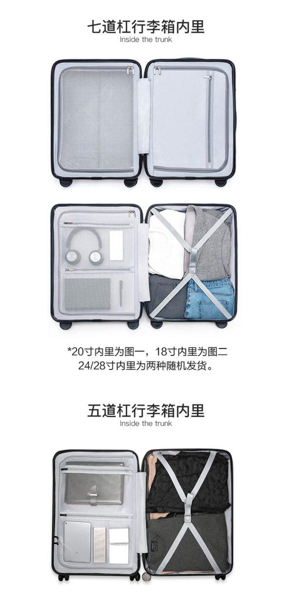 zสั่งของจากจีน ไอเดียจัดกระเป๋าเดินทางสำหรับการไปอยู่ต่างประเทศหลายเดือน