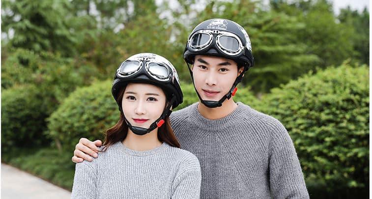 สั่งสินค้าจากจีนป้องกันทุกอุบัติเหตุบนท้องถนนด้วยหมวกกันน็อค