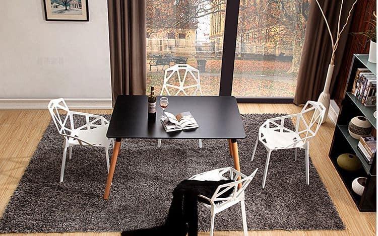 พรีออเดอร์จีนเลือกความสบายกับตัวคุณด้วยเก้าอี้ทรงเรขาคณิต