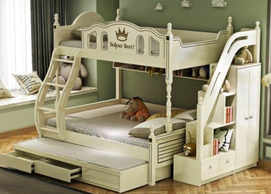 Taobao เตียงนอนสองชั้นสำหรับเด็ก เป็นมิตรต่อสิ่งแวดล้อม taobao Taobao เตียงนอนสองชั้นสำหรับเด็ก เป็นมิตรต่อสิ่งแวดล้อม chd rt